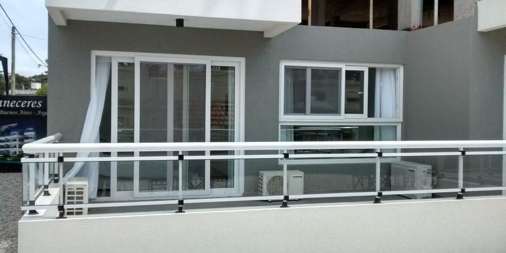 Puertas ventanas de pvc dvh