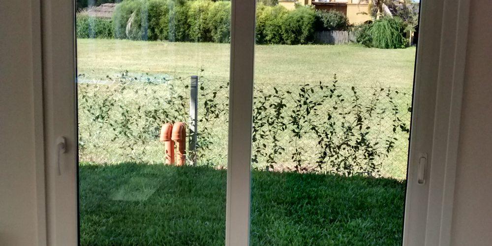 puerta ventana corrediza de pvc dvh