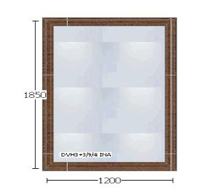 Aberturas de pvc precios ventanas y puertas for Aberturas de pvc simil madera precios